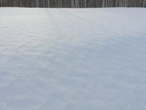 снежные волны