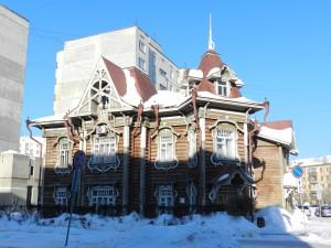 Дом Ф.Ф. Остапца