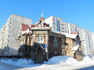 Дом Ф.Ф. Остапца, ул. Пушкина, 85.