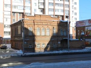 Дом Е.Л. Кропанина, ул. Гоголя 19