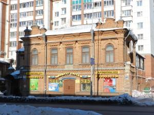 Дом Е.Л. Кропанина