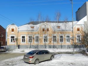 Административное здание пивоваренного завода В.А. Гампля