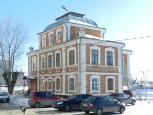 Здание Курганской низшей ремесленной школы