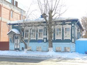 Дом крестьянина Ф.И. Пинаева