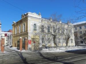 Дом купца И.П. Колпакова