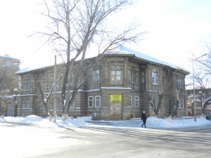 Дом фотографа А.И. Кочешева