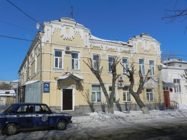 Дом купца В.И. Окладникова