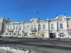 Дом купца М.М. Дунаева
