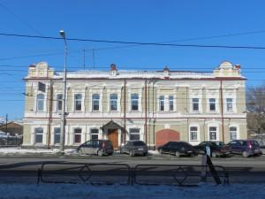 Дом купца Д.Ф. Колпакова