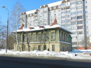 Дом иностранных монополий