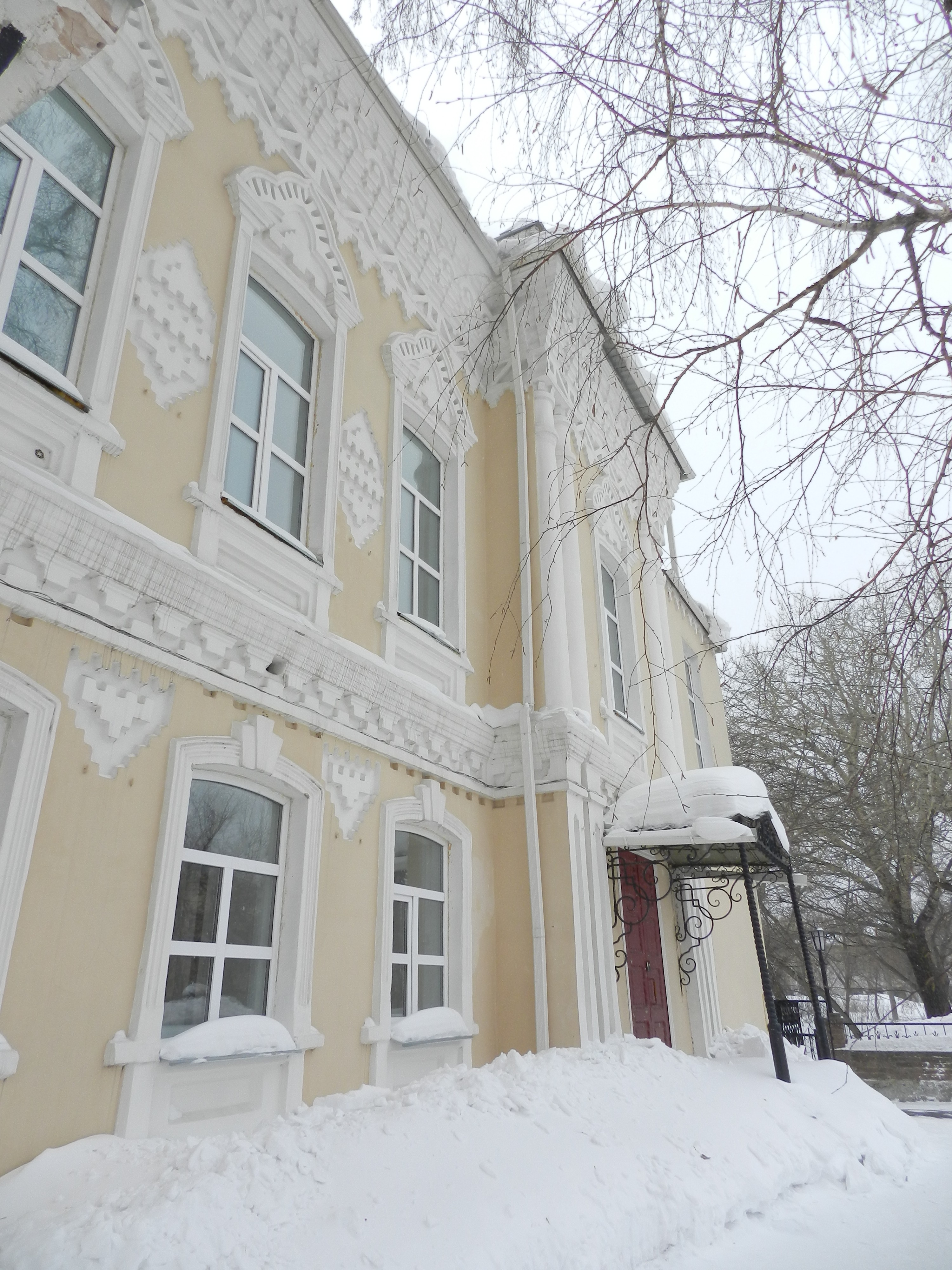 Административное здание винокуренного завода Д.И. Смолина