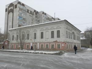 Здание Троицкого приходского училища
