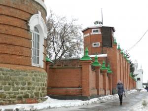 Водонапорные башни Курганского вокзала