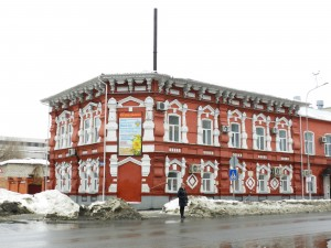 Дом А.А. Данилушкина