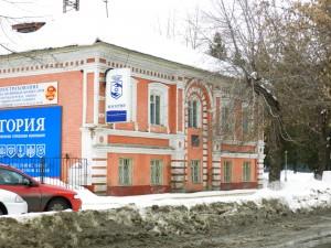 Дом М.И.Черепанова