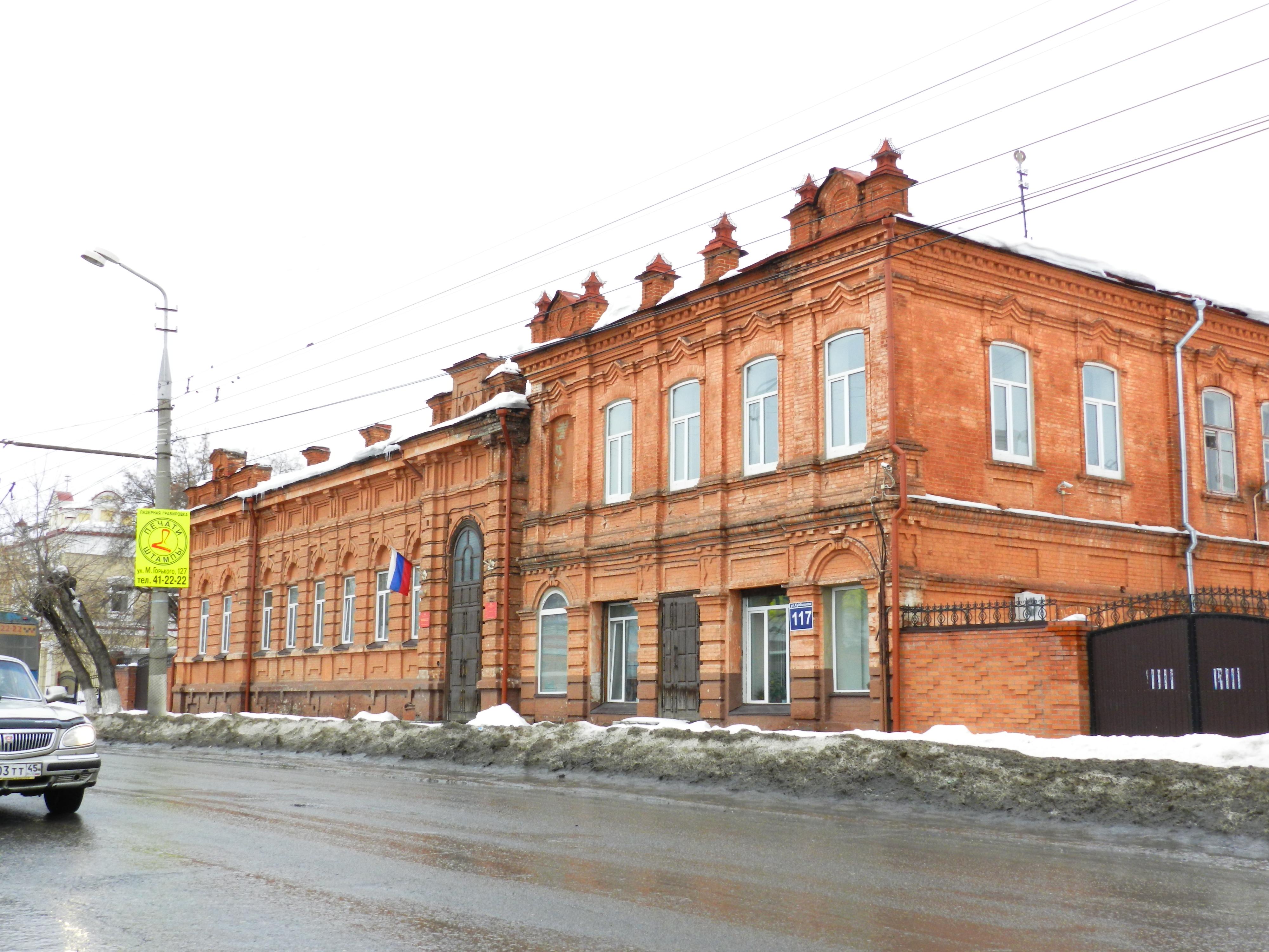 Дома купцов А.Д. Смолина и Т.Е. Колесникова