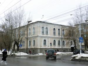 Здание уездного училища