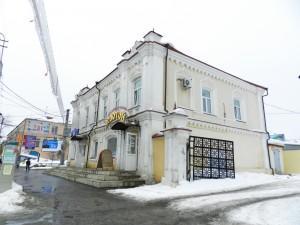 Дом А.В.Калининой