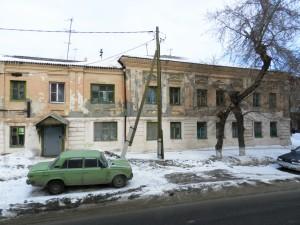 Здание Курганской городской думы