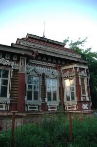 Дом К.М. Дунаева