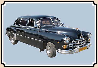 Photo automobile. GAZ-12 (ZIM)