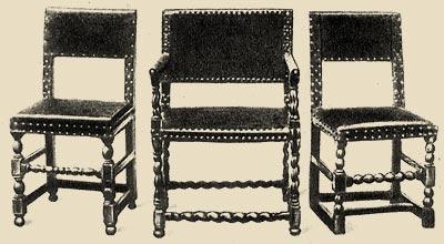 история ренессанс мебели: