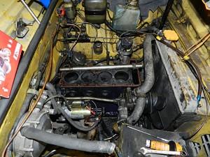 Блок двигателя 2106 без ГБЦ